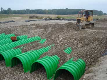 Chrysler Dealerships Mn >> Triton Stormwater Solutions provides underground attenuation and rainwater harvesting systems to ...