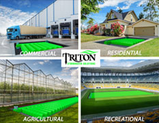 Triton Commercial Illustration